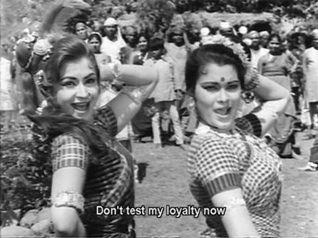 Aaya Toofan (1964)   MemsaabStory