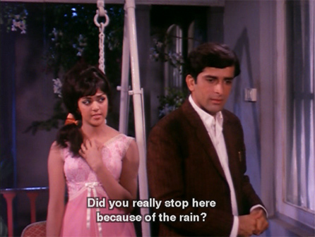 My ten favorite rain songs memsaabstory such a lovely duet between zeenat aman and rajesh khanna who have crackling good chemistry ccuart Image collections