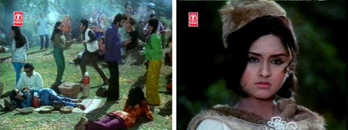 Golden Era of Bollywood PICNIC Songs of Bollywood